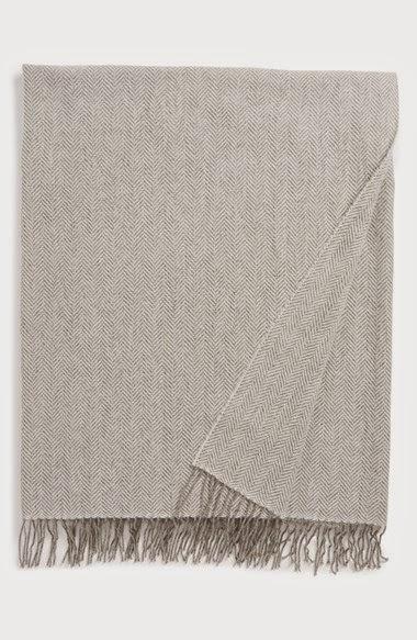 summer wind cashmere blanket. Black Bedroom Furniture Sets. Home Design Ideas