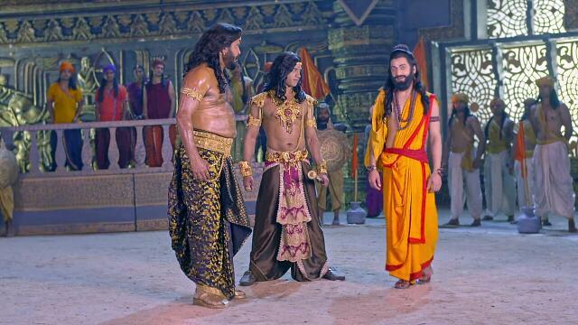 Star bharat Radha Krishn Serial: 08 November Episode