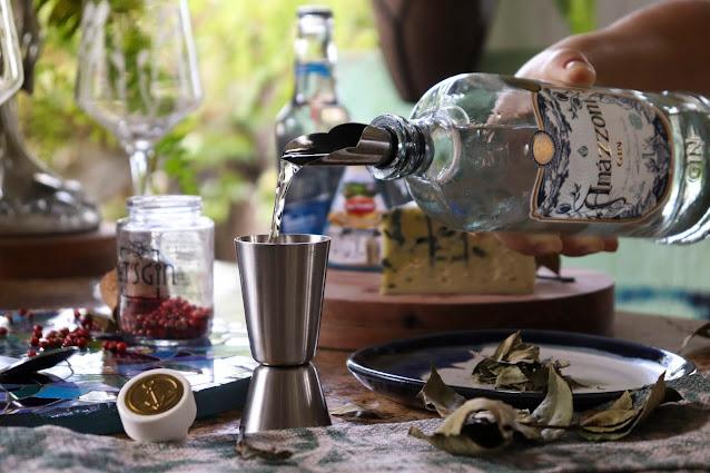 Gin Artesanal - Amázzoni Gin