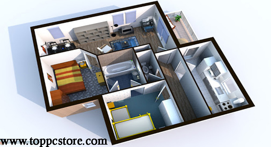 Free Download Sweet Home 3D