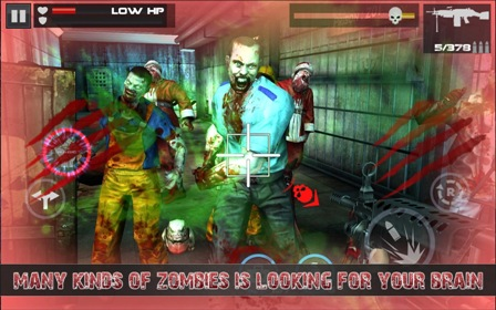 Dead Target : Zombie v1.7.0 Mod Apk (Unlimited Money/Gold)