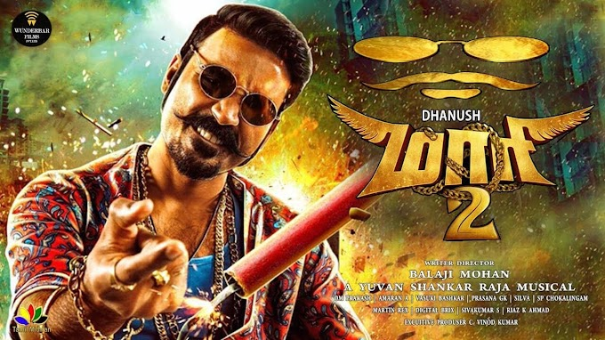 Maari 2 (2018) Tamil HQ 720p PreDVDRip
