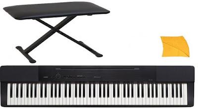 Nên chọn mua Piano điện Casio và Piano điện Yamaha