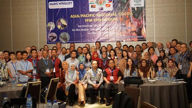 MARS-ACIAR Gelar Simposium Pengendalian Hama Kakao Terpadu di Bali