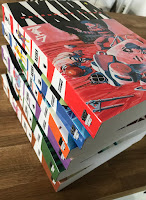 Akira, in six volumes, by Katsuhiro Otomo