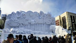 札幌雪まつり2020
