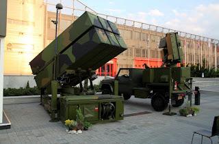 Sistem Pertahanan Udara NASAMS
