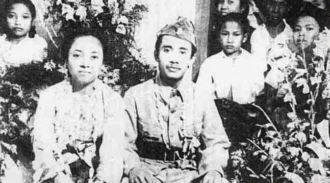 Innalillahi, Istri Mendiang Pahlawan Nasional Bung Tomo Meninggal