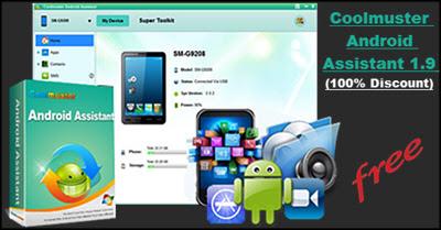 Δωρεάν το Coolmuster Android Assistant 1.9, Windows, Mac OS X, download, install, tutorial