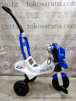 Ride-on Car Yotta Toys Polisi Seri Profesi