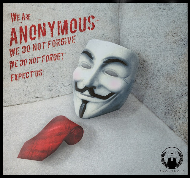 Lulzsec Exposed, Long Live Anonymous !