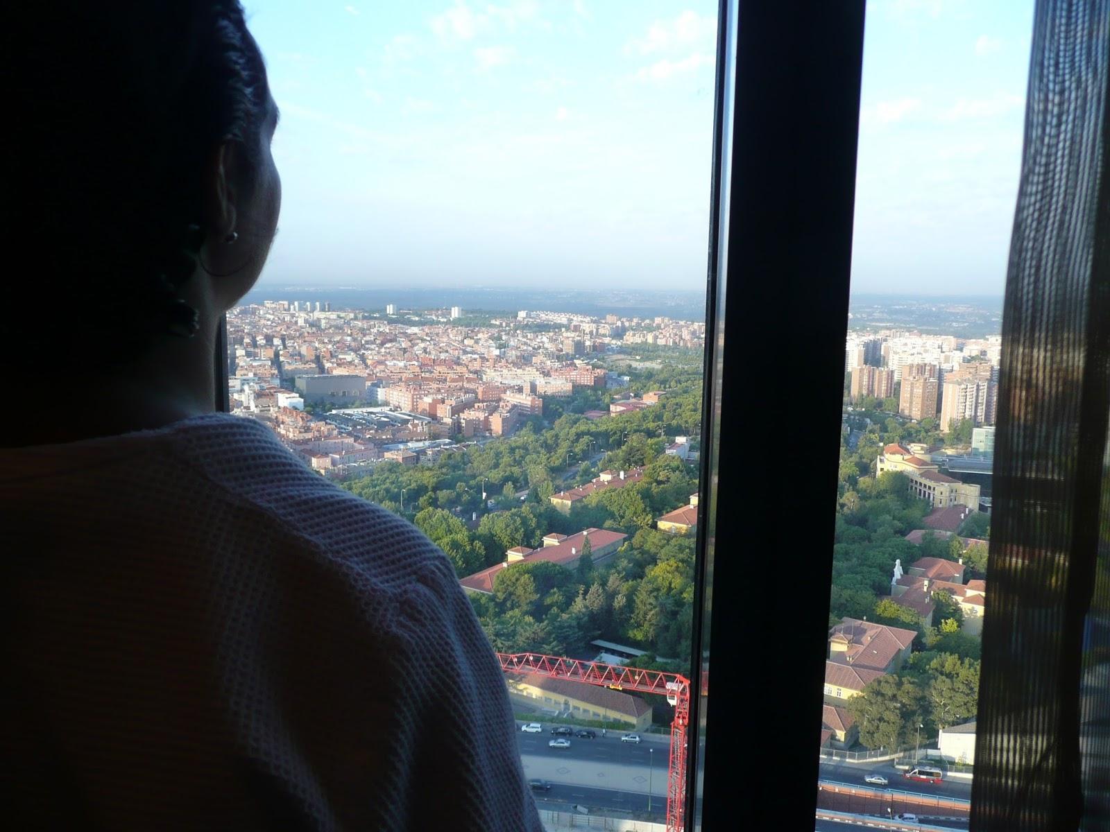 Habitación con vistas Eurostars Tower