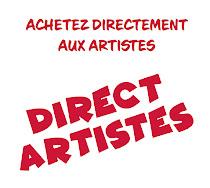 Ma Page de Vente sur Direct Artistes !