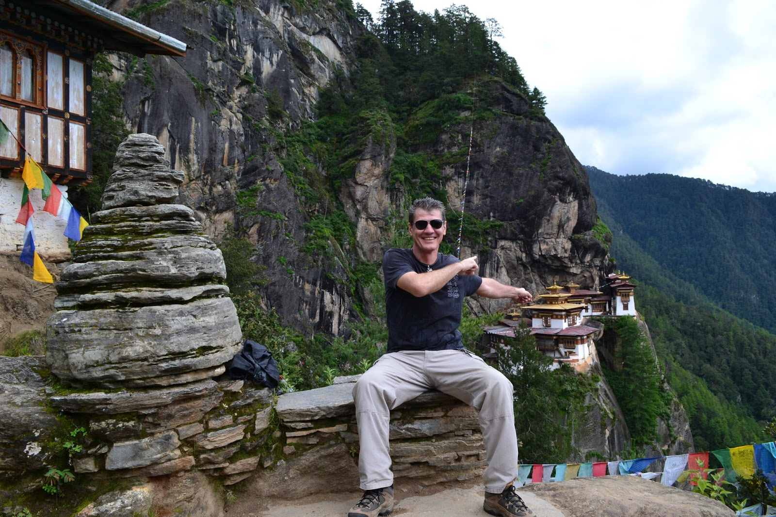 The Americans Will Come Tiger S Nest Taktsang Monastery