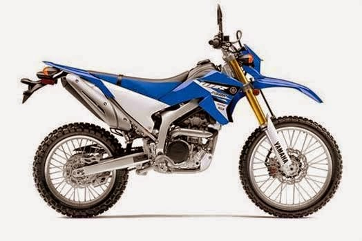 New Yamaha WR250R 2015