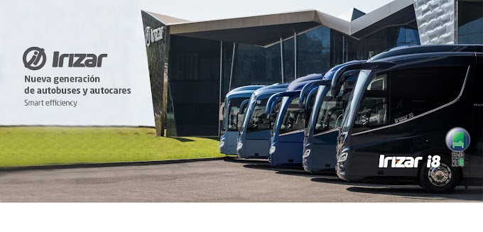 Irizar presenta su nueva generación eficiente e inteligente de buses
