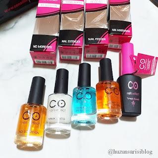 Co Nail's Effect Ürünleri