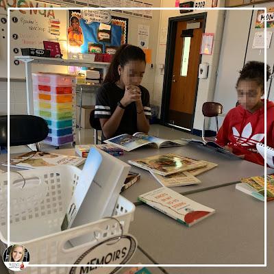 Paging Through Mentor Texts