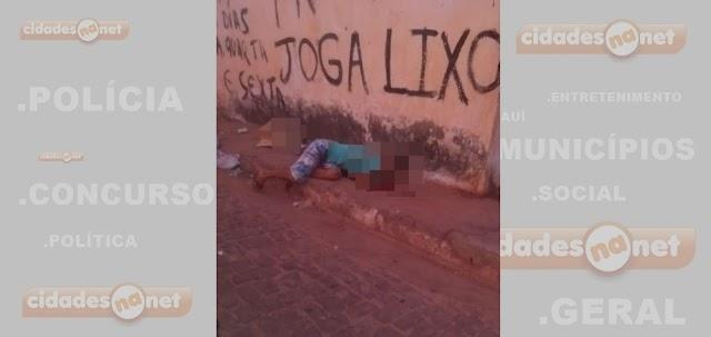 Ex-presidiário é assassinado a facadas na cidade Picos