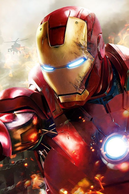 Iron Man phone wallpaper