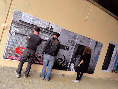 Workshop kosmopolite art tour