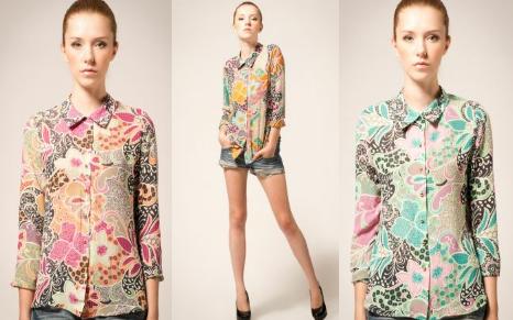 KB Model Baju Kemeja Batik Terbaru Model Baju Kemeja Batik Terbaru