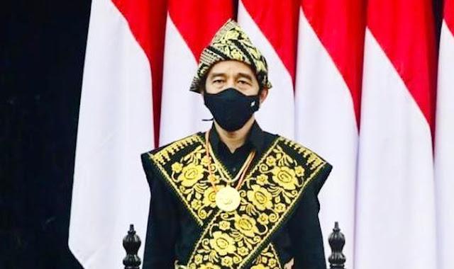 Jokowi: Rakyat Tak Boleh Semena-mena