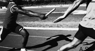 عيد باناثنا الإغريقي وعلاقتة بسباق التتابع والألعاب الأولمبية القديمة