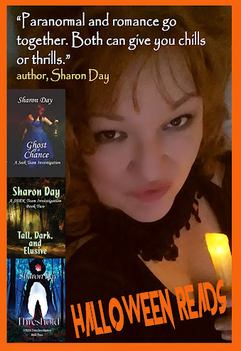 My Paranormal Romance Series