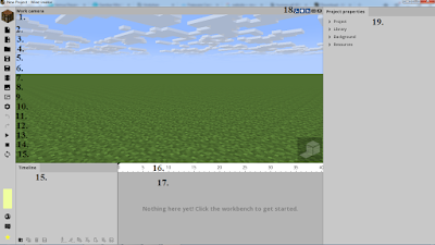 Membuat animasi Minecraft Mudah dengan Mine-imator