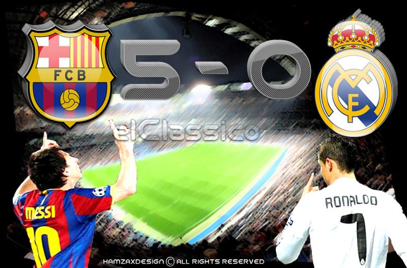 Prediksi Skor Barcelona vs Real Madrid, El Clasico 8 ...