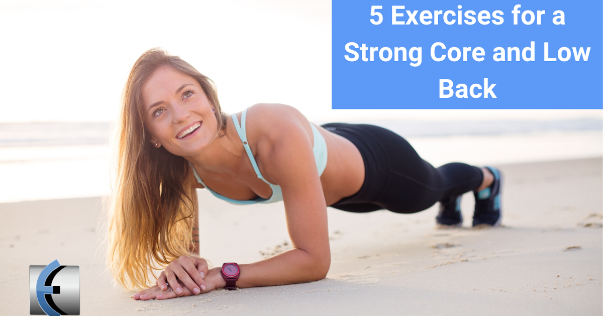 Photo of Top 5 Fridays! 5 exercises for a solid core and lower back | Modern Manual Therapy Blog