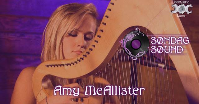 Søndag Søund - Conheça a Harpista Irlandesa Amy McAllister