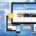 Masign View Premium Material Design Blogger Template