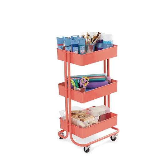 Painting Drawing Storage Cart