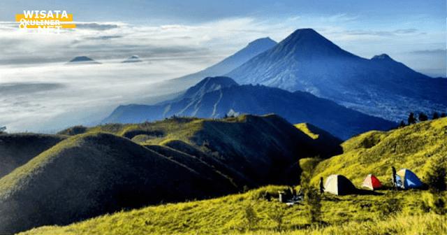 Gunung Prau - 10 Tempat Wisata di Dieng Paling Terkenal