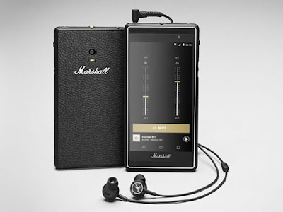 smartphone Marshall London