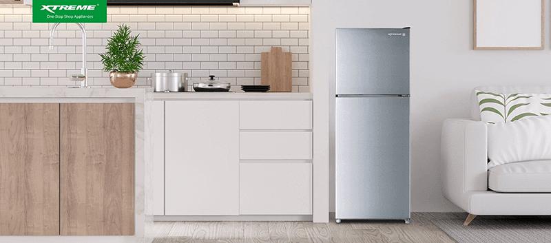 XTREME Cool Double Door Inverter Refrigerator