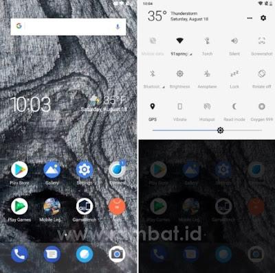Tema Xiaomi MIUI 8 / MIUI 9 Terbaik dan Populer - Oxygen999