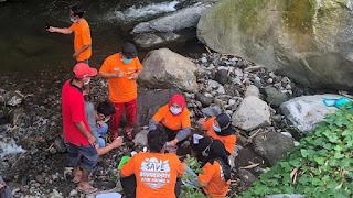 Menjadi Sahabat Sungai : MBI dan YEK Gelar Pelatihan Keanekaragaman Hayati