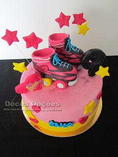 torta de cumpleaños Soy Luna