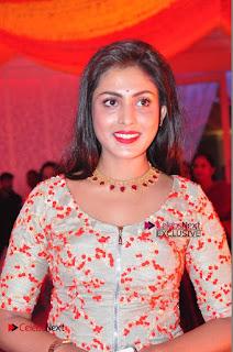 Actress Madhu Shalini Exclusive Stills in Party Dress at Vijay Karan Aashna Wedding  0014.JPG