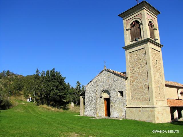 Santuario di Montovolo, Appennino Bolognese