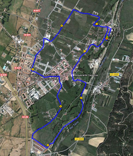 recorrido carrera villaquirace 2016