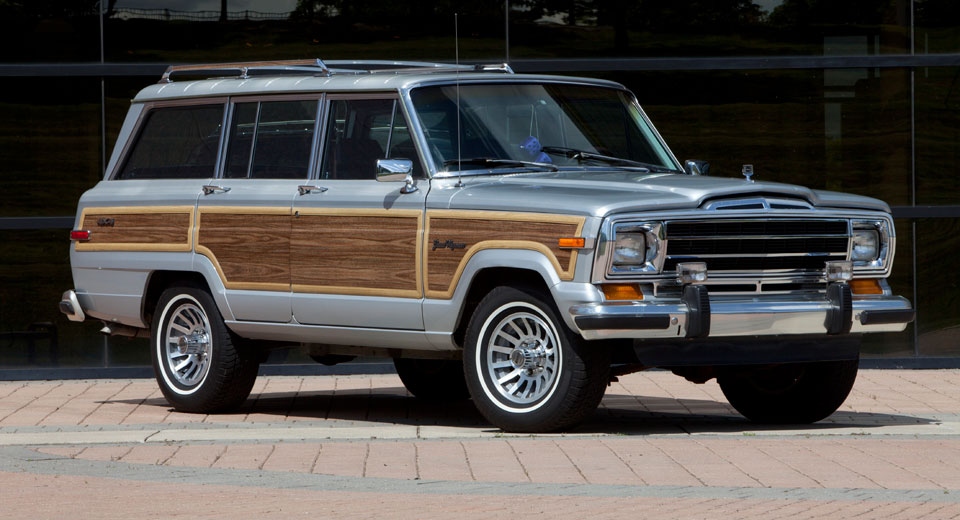 Jeep Grand Wagoneer could command $140000