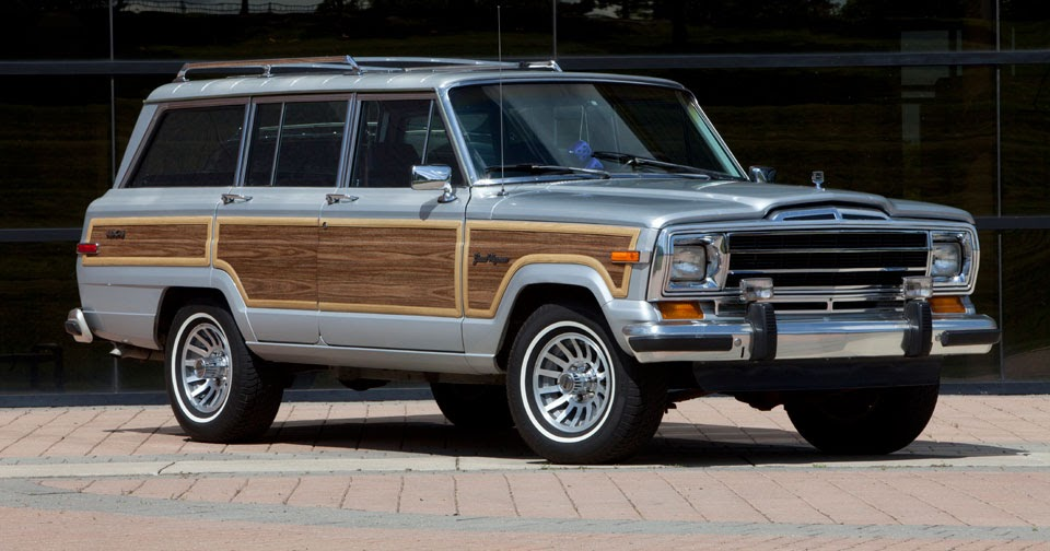 2018 Jeep Grand Wagoneer Could Be Priced As High As $140k