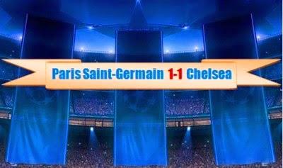 Hasil PSG Vs Chelsea Dini Hari Tadi malam