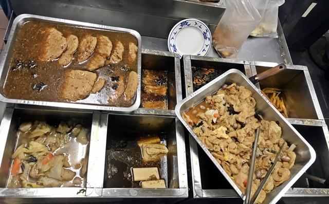 蘆洲彌勒素食~蘆洲素食宵夜 - 小品~就是愛旅行