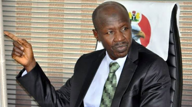 """EFCC boss begs the youth """"Don't Blow"""""""