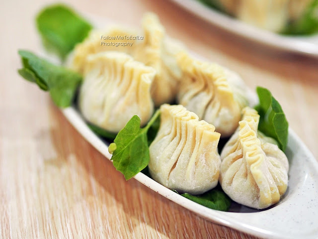 Homemade Shrimp Dumplings